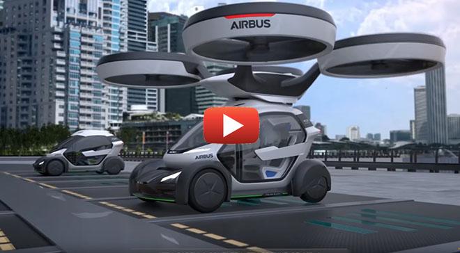 Будущее скоро наступит: встречайте новый общественный транспорт…