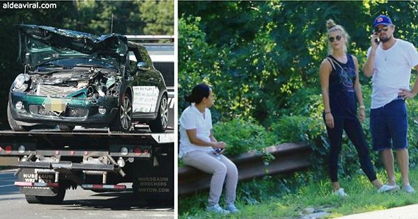 Вот что сделал ДиКаприо, когда иммигрантка разбила его машину!