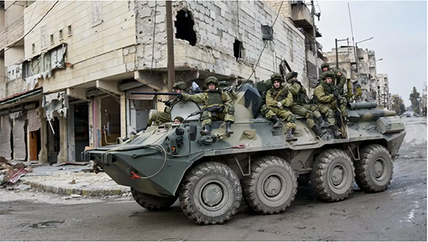 Российских срочников будут отправлять в Сирию. Закон депутаты уже подписали!
